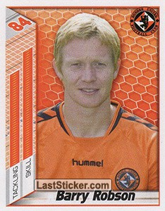 Barry Robson (Dundee United)