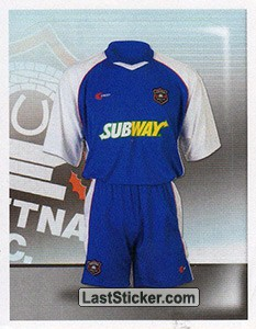 Away Kit (Gretna)