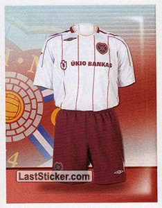 Away Kit (Hearts)
