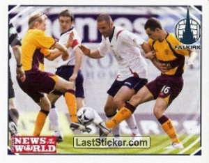 Match action (Falkirk)