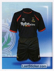 Away Kit (Inverness CT)