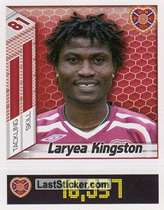 Laryea Kingston (Hearts)