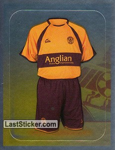 Home Kit (Motherwell)