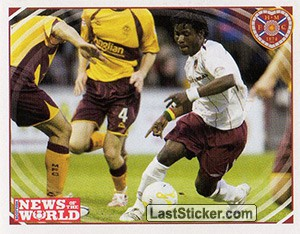 Match action (Hearts)