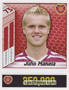Juho Makela (Hearts)
