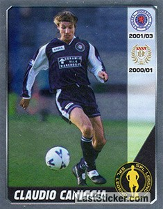 Claudio Caniggia (SPL Legends)