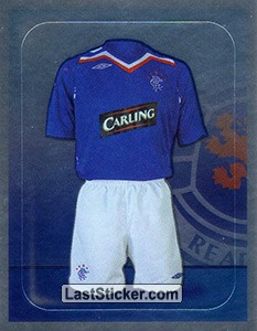 Home Kit (Rangers)