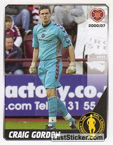 Craig Gordon (SPL Legends)