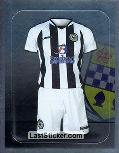 Home Kit (St. Mirren)