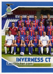 Team (puzzle 1) (Inverness CT)