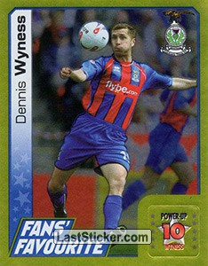 Dennis Wyness (Inverness CT)