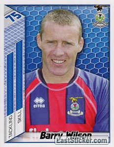 Barry Wilson (Inverness CT)