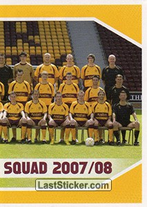 Team (puzzle 2) (Motherwell)