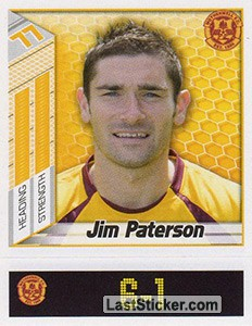 Jim Paterson (Motherwell)