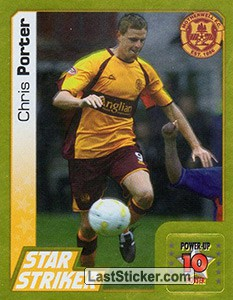 Chris Porter (Motherwell)