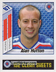 Alan Hutton (Rangers)