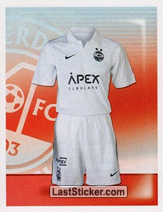 Away Kit (Aberdeen)