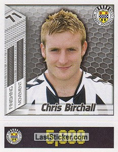 Chris Birchall (St. Mirren)
