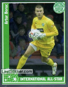 Artur Boruc (International All-Star)