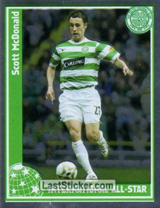 Scott McDonald (International All-Star)