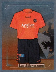 Home Kit (Dundee United)