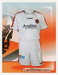 Away Kit (Dundee United)