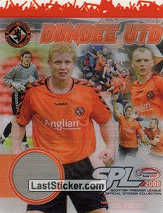 Dundee United (Challenge Card)