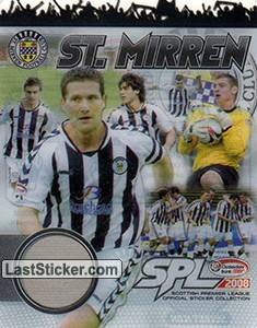 St. Mirren (Challenge Card)