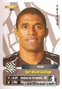 Ygor (Figuirense, Serie A)