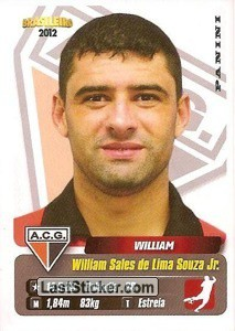 William (Atletico-GO, Serie A)