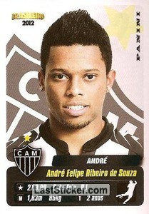 Andre (Atletico Mineiro, Serie A)