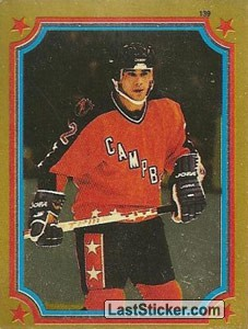 Rick Vaive (1983-84 All Stars Game)