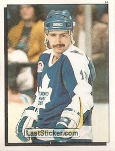 Bill Derlago (Toronto Maple Leafs )
