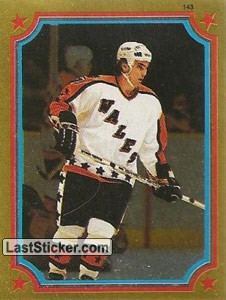 Ray Bourque (1983-84 All Stars Game)
