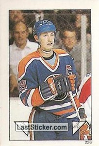 Wayne Gretzky - Hart Trophy Winner (1983-1984 Leaders)