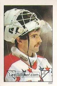 Al Jensen - William Jennings Trophy Winner (1983-1984 Leaders)