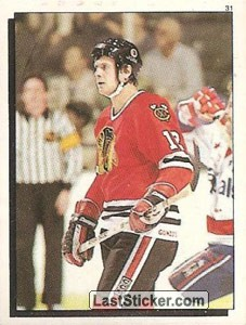Tom Lysiak (Chicago Black Hawks )
