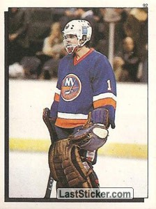 Rollie Melanson (New York Islanders)