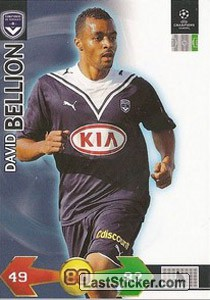 Bellion David (FC Girondins De Bordeaux)