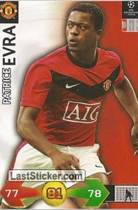 Evra Patrice (Manchester United FC)