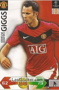 Giggs Ryan (Manchester United FC)