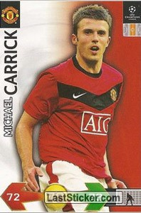 Carrick Michael (Manchester United FC)