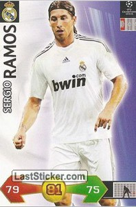 Ramos Sergio (Real Madrid CF)