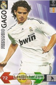 Gago Fernando (Real Madrid CF)