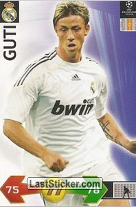 Guti (Real Madrid CF)