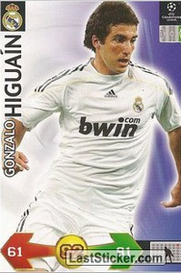 Higuain Gonzalo (Real Madrid CF)