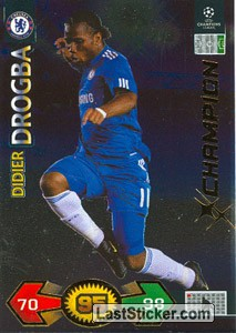 Drogba Didier (Chelsea FC)
