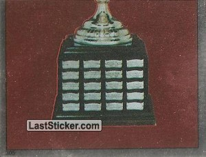 Lady Byng Trophy (2 of 2) (1982-83 Leaders)