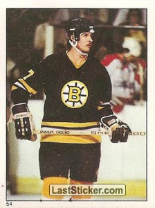 Marty Howe (Boston Bruins)