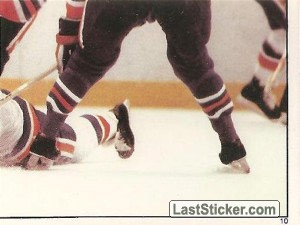 Edmonton Oilers vs New York Islanders (puzzle 4) (1981 Stanley Cup Playoffs)